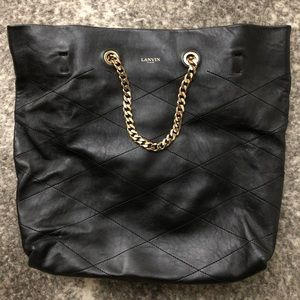Lanvin Carry Me Tote Bag